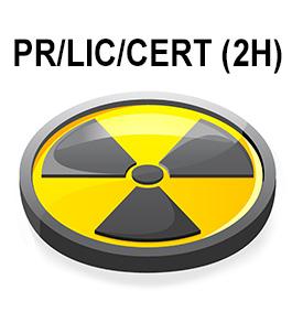 Atualização em Proteção Radiológica, Licenciamentos e Certificação de Profissionais (2h)